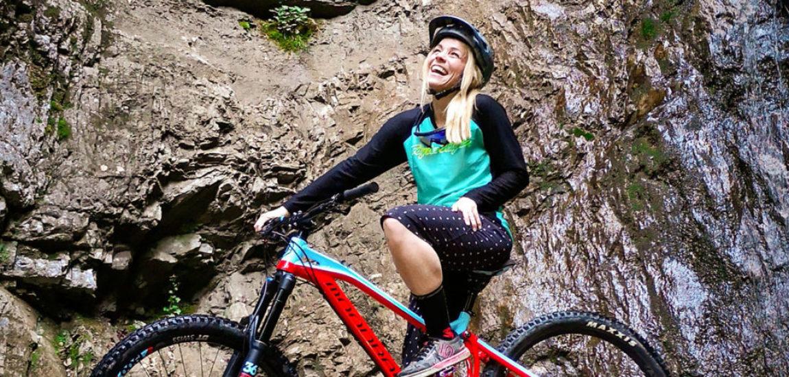 outdoorellaaa.mtb über ihre Liebe zum Biken und der Natur