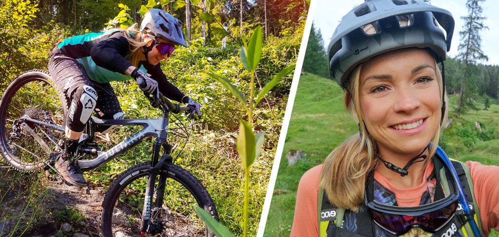 Downhill, Mountainbiken, Natur, Fun, Adrenalin