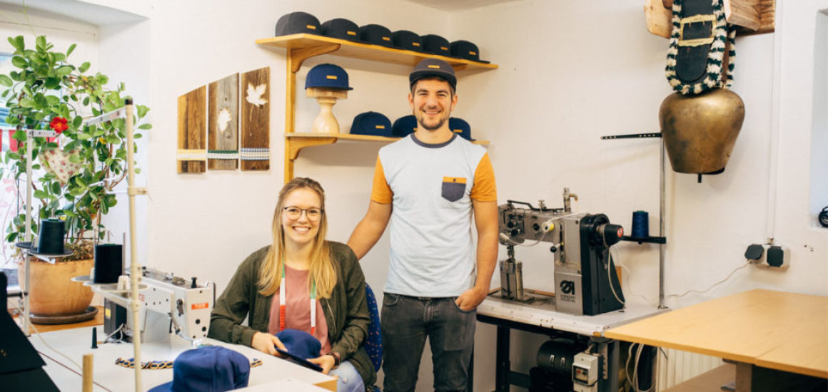 Made in Germany. Nachhaltige Headwear. Caps aus natürlichen Materialien.